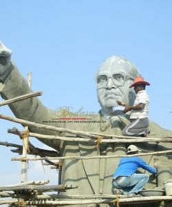 Ambedkar-tallest-Statue-(34