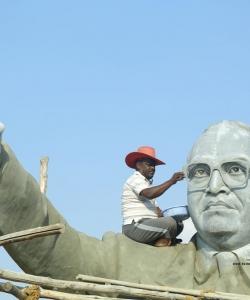 Ambedkar-tallest-Statue-(36