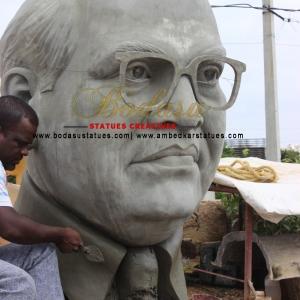 ambedkar-25-feet-statue-7