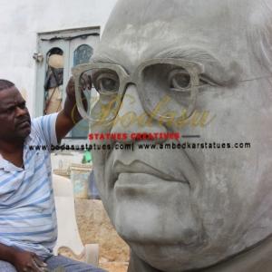 ambedkar-25-feet-statue-8