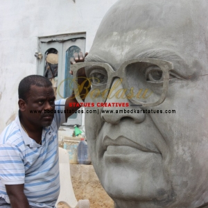ambedkar-25-feet-statue-9