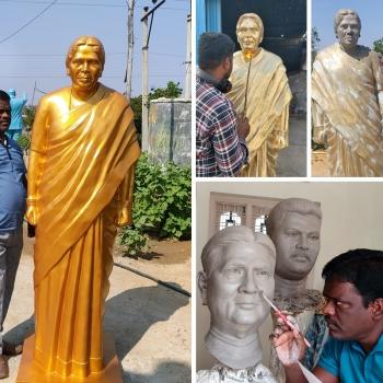 bronze-statues