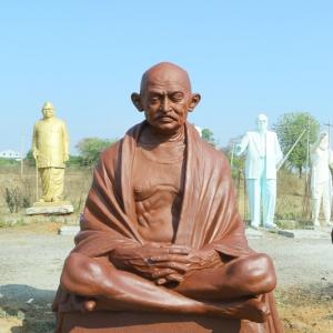 Gandhi Statues (18)