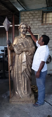 goa statue 17