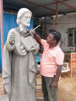 goa statue 21