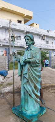 goa statue 6