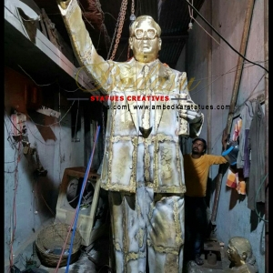 Mysore-Statues